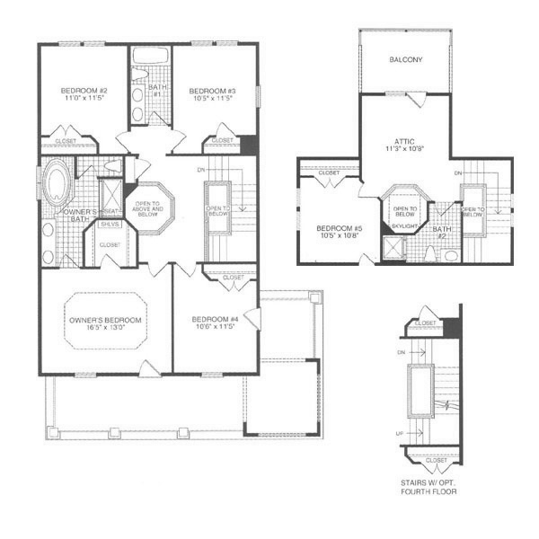 Single family home designs Single family home floor plans